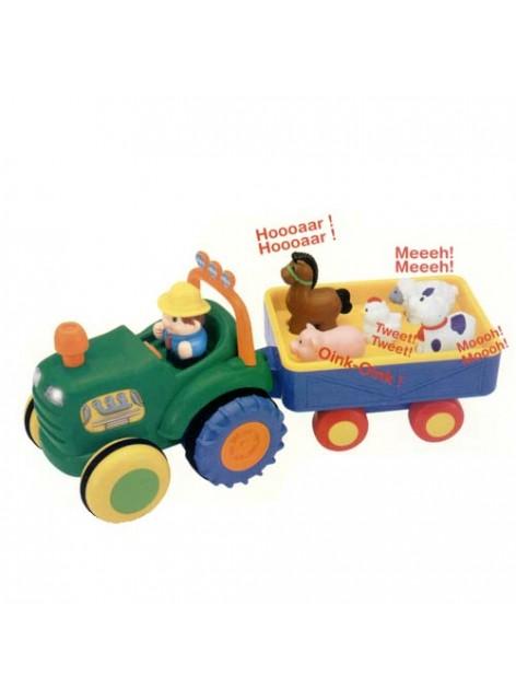 Игрушка на колесах KiddielandPreschool g024753