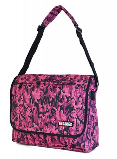 Молодежная сумка Enrico Benetti 43076