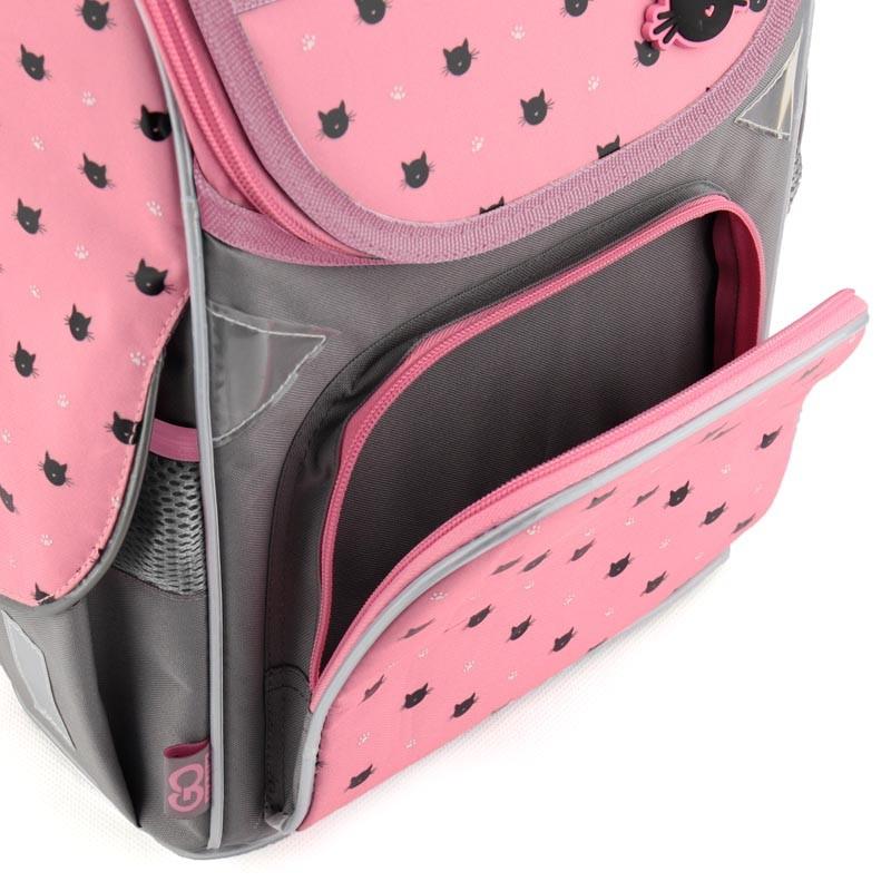 edcfbf6da10f Рюкзак школьный каркасный GoPack GO18-5001S-5 Купить Рюкзаки GoPack    интернет-магазин CHEST