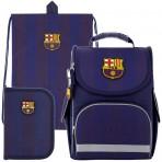 Рюкзак в комплекте 3 в 1 FC Barcelona KITE BC20-501S+600M+622