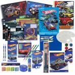 Набор канцтоваров 27 предметов Hot Wheels KITE HW20-000