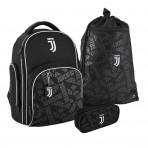 Рюкзак в комплекте 3 в 1 FC Juventus KITE JV20-706M+601M+662