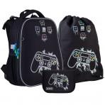 Рюкзак в комплекте 3 в 1 Gamer KITE K21-531M-2+600M-6+622-4