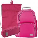 Рюкзак в комплекте 3 в 1 Smart KITE K19-702M-1+601M-31+602-1