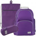 Рюкзак в комплекте 3 в 1 Smart KITE K19-702M-2+601M-32+602-2