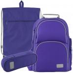Рюкзак в комплекте 3 в 1 Smart KITE K19-702M-3+601M-33+602-3