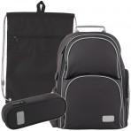 Рюкзак в комплекте 3 в 1 Smart KITE K19-702M-4+601M-34+602-4