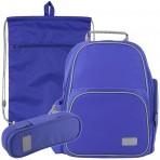 Рюкзак в комплекте 3 в 1 Smart KITE K19-720S-2+601M-36+602-6