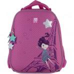 Рюкзак школьный каркасный KITE French dreams K21-531M-5