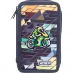 Пенал KITE Motorbike K21-623-2