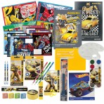 Набор канцтоваров 27 предметов Transformers KITE TF20-000
