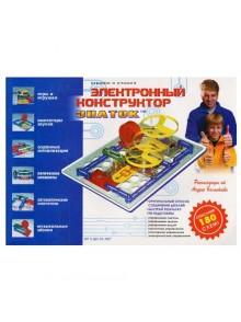 Конструктор электромеханический ЗНАТОК ЗНАТОК gREW-K003