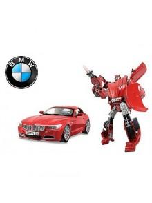 Робот-трансформер Roadbot BMW Z4 (1:18)
