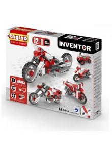 Конструктор Engino серии  INVENTOR 12 в 1 - Мотоциклы