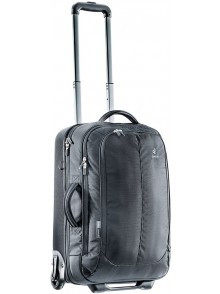 Чемодан 38л Grant Flight black Deuter 80624-7000