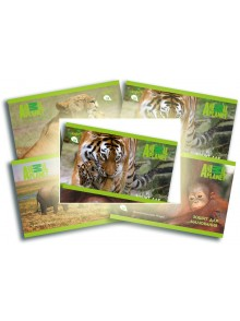 Альбом для рисования 12 листов Animal Planet KITE AP16-241-2