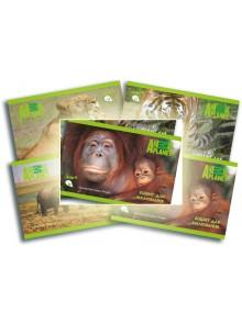 Альбом для рисования 12 листов Animal Planet KITE AP16-241-4