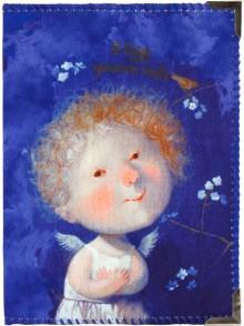 Обложка для паспорта Gapchinska KITE GP16-669-1