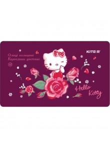 Карандаши цветные, 12 цветов Hello Kitty KITE HK18-058