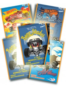 Альбом для рисования 30 листов Hot Wheels KITE HW16-243-3