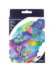 Карандаши цветные акварельные, 36 цветов KITE K18-1052
