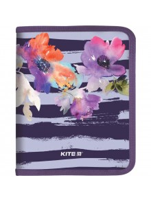 Папка объемная В5 Flowers KITE K18-203-2
