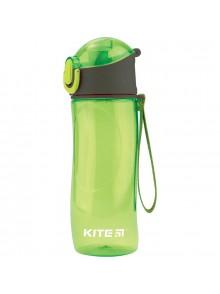 Бутылочка для воды, 530 мл KITE K18-400-01 зеленый