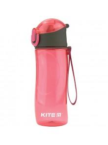 Бутылочка для воды, 530 мл KITE K18-400-02 розовый
