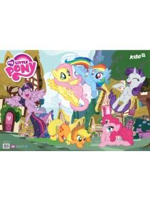 Подложка настольная 60х40 My Little Pony KITE LP15-212K