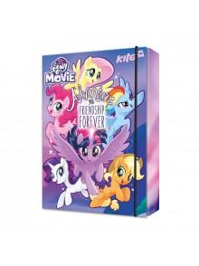 Папка для тетрадей My Little Pony KITE LP17-210