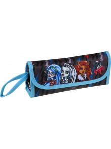 Пенал мягкий Monster High KITE MH15-653K