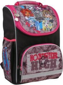Рюкзак школьный каркасный Monster High KITE MH15-701M