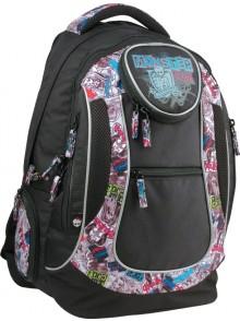 Рюкзак молодежный Monster High KITE MH15-804L