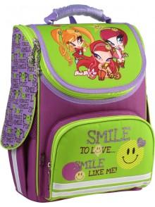 Рюкзак школьный каркасный Pop Pixie KITE PP15-501-2S
