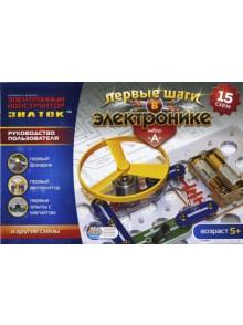 Конструктор электромеханический ЗНАТОК ЗНАТОК gREW-K060