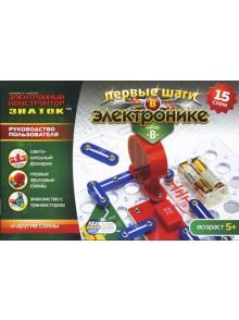 Конструктор электромеханический ЗНАТОК ЗНАТОК gREW-K061