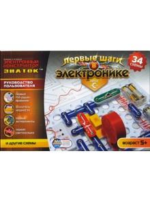 Конструктор электромеханический ЗНАТОК ЗНАТОК gREW-K062