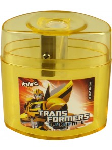 Точилка з контейнером прямоугольная Transformers KITE TF14-117K