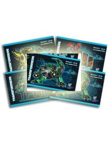 Альбом для рисования 24 листа Transformers KITE TF16-242-4
