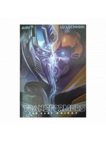 Дневник школьный Transformers KITE TF17-262-3