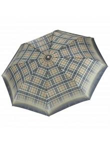 Зонт женский клетка TRI SLONA TS-113-2
