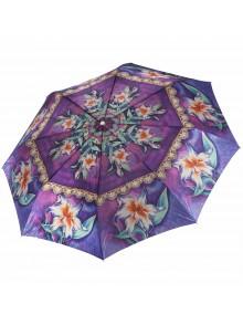 Зонт женский фотосатин TRI SLONA TS-131-2