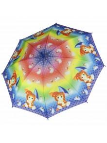 Зонт детский TRI SLONA TS-C47-1 котенок